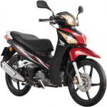 HONDA WAVE 125 (2 DISC)